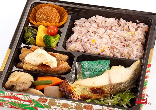 ヒラス西京焼き弁当