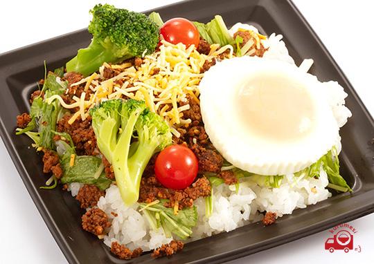 タコライス丼