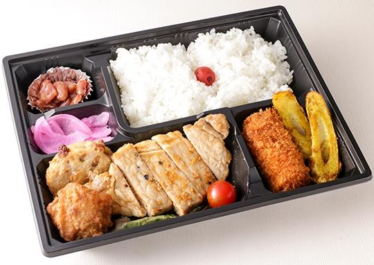 甘辛トンテキ弁当(14003)