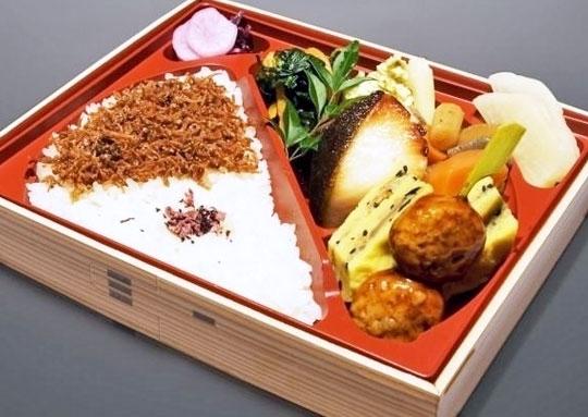 月村 幕の内弁当【焼魚】
