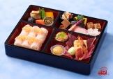 季節の西京お重 蛎殻(かきがら) [回収容器]