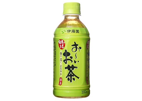 350mlペットボトル茶