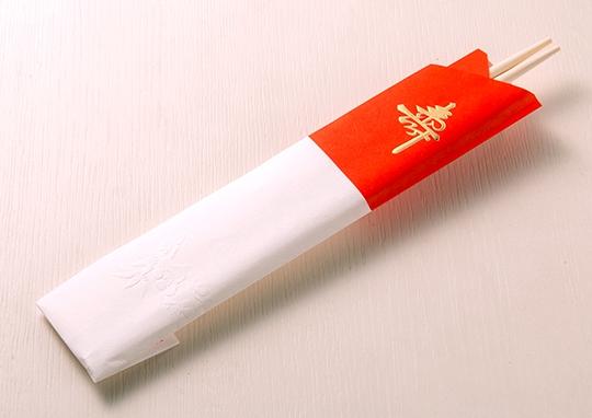 割箸を祝箸に変更(1膳あたり)