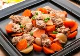 鶏肉と野菜の煮しめ