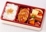 豆腐ハンバーグ弁当 ※2月19日までのお届け