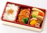 豆腐ハンバーグ弁当 ※3月31日までのお届け