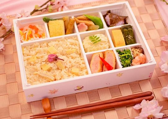 お花見弁当 【3月15日~4月16日限定商品】