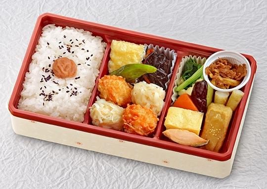 豆腐しゅうまい弁当