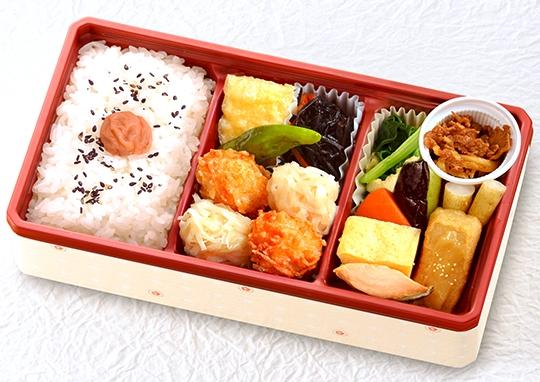 豆腐しゅうまい弁当 ※8月20日までのお届け