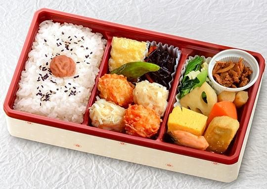 豆腐しゅうまい弁当【8/21~11/19】