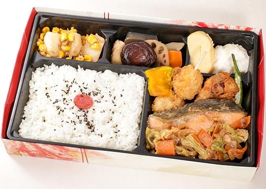 欲張り北海道弁当