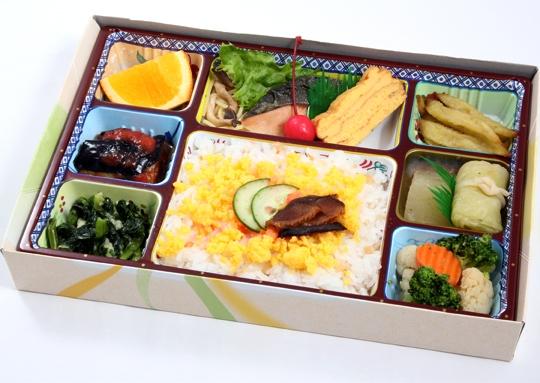 ヘルシーちらし寿司弁当