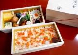木箱二段重 鮭といくら膳 【1月5日~3月31日】