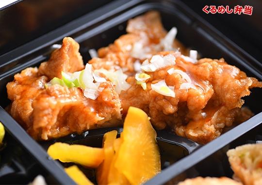 贅沢酢鶏&油淋鶏弁当