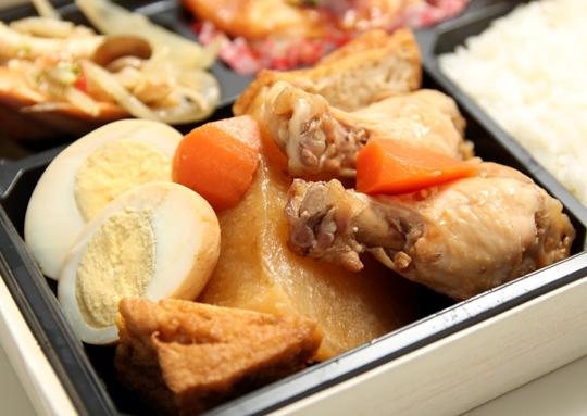 鶏大根ボリューム弁当