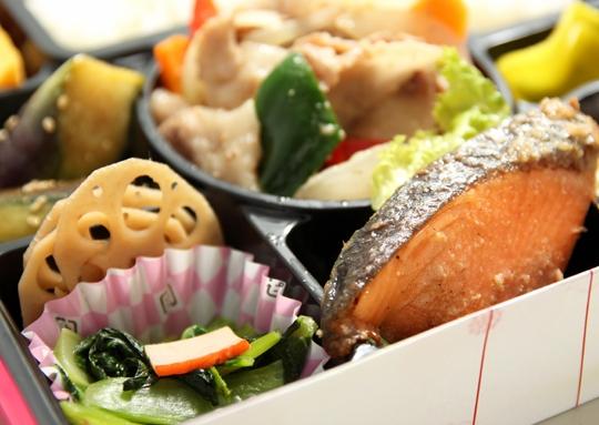 豚味噌焼き弁当