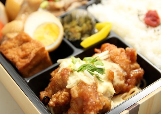 鶏大根&チキン南蛮弁当