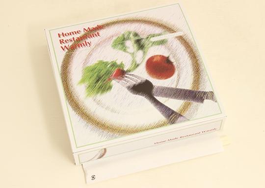カニクリームコロッケ&ハンバーグ&白身魚のムニエル&若鶏の唐揚弁当