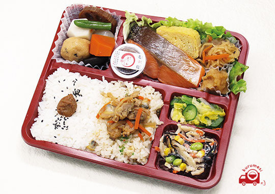 Aランチ「魚弁当」【10時〜13時のみ納品可能】【11/10のみ納品不可】