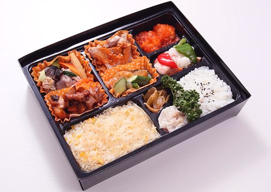 中華の極み弁当~ドデカ高級容器使用~